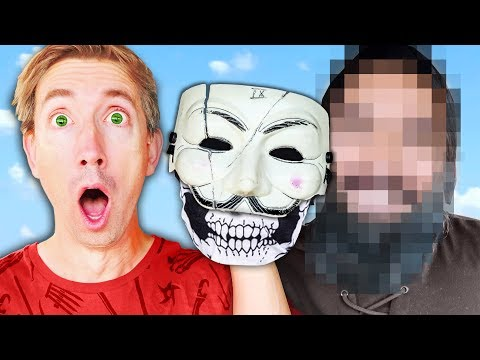 PZ9 FACE REVEAL! Hacker Unmasked by Police and Spending 24 Hours Taking Lie Detector Test