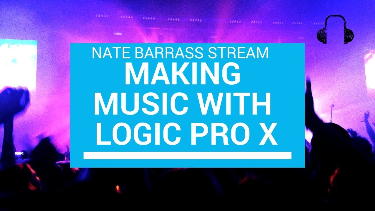 Logic Pro X - Live Studio Sessions - Album Work - 13/9/19