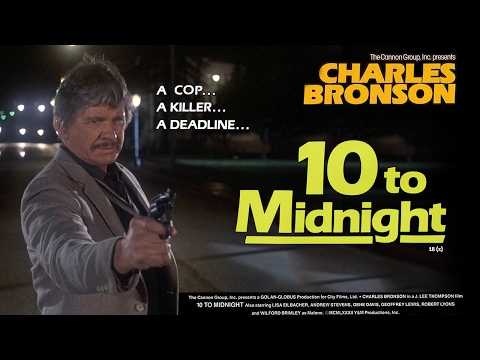 10 to Midnight (1983) Charles Bronson - Lisa Eilbacher - Andrew Stevens - DVD Fan Commentary