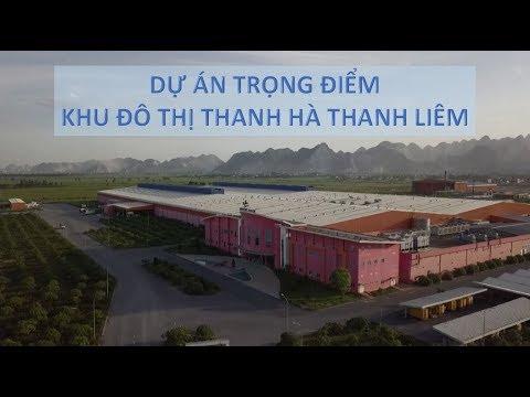 Giới thiệu dự án Khu đô thị Thanh Hà,Thanh Liêm, Hà Nam – Thị trường BĐS mới tại Hà Nam