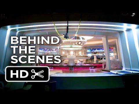 Star Trek Into Darkness Behind The Scenes - Rebuilding The Enterprise (2013) HD