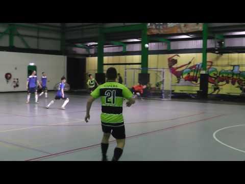 2016 NSW Futsal PL Mens Round 5 Boomerangs fs vs Mascot Vipers