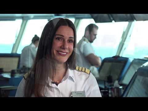 Meet Captain Kate McCue