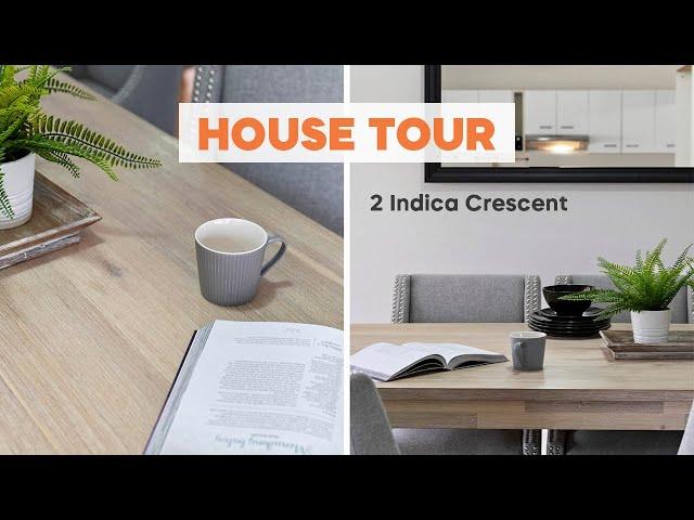 HOUSE TOUR   2 Indica Crescent, Regents Park   CHRIS GILMOUR & DERRICK WILLIAMS
