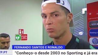 Lithuania vs Portugal 1-5 || Ronaldo commented after the match