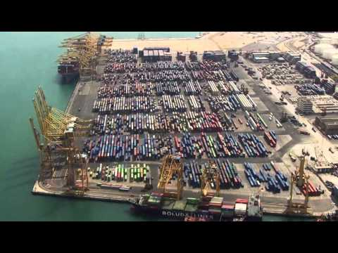 Port de Barcelona: el principal hub logístic de la Mediterrània
