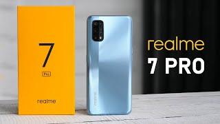 НОВЫЙ ТОП? Realme 7 Pro с AMOLED, стерео и 65 Вт / ОБЗОР / СРАВНЕНИЕ с Realme 6 Pro