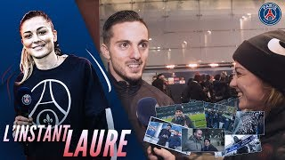 VIDEO: L'INSTANT LAURE : A MADRID AVEC NOS SUPPORTERS