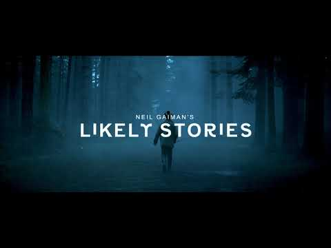 Neil Gaiman's Likely Stories (A Shudder Exclusive) - Trailer