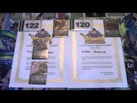 Cardfight!! Vanguard - Post-Nats Sheffield 2013 Report