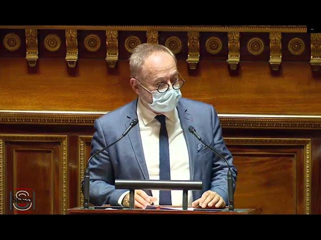 """Joël GUERRIAU : PLF 2021 - Mission """"Aide publique au développement"""""""