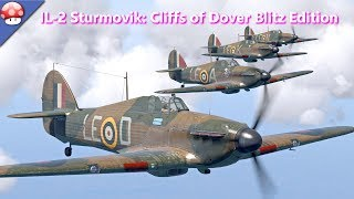 IL-2 Sturmovik: Cliffs of Dover Blitz Edition Gameplay (PC)