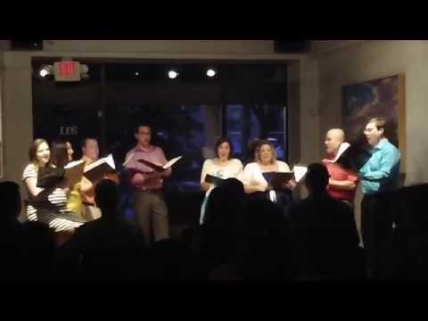 Night and Day - Porter, arr  Carter - Ellenwood Singers - 06/11/14