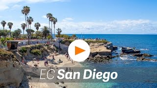 Learn English in San Diego with EC English Language Centres
