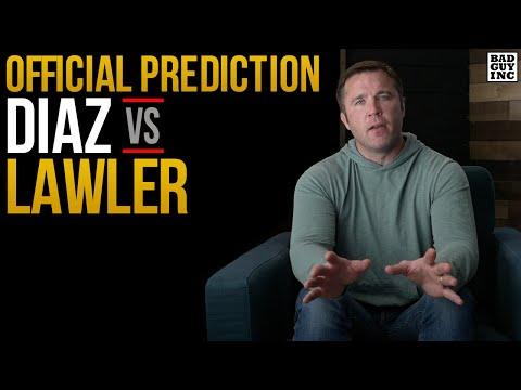 Official Prediction: Nick Diaz vs Robbie Lawler