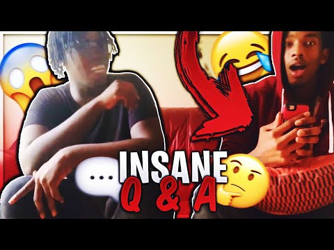Q&A W/ DRIPZ GOD💧 GET TO KNOW US❗️❗️ OUR FIRST YOUTUBE VIDEO