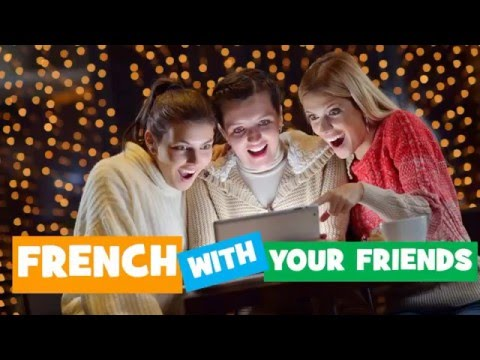 Learn French With Your Friends # Part 1