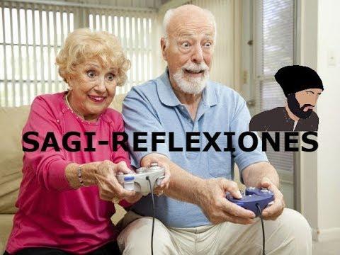 Video Juegos Para Ancianos Tenemos Derecho A Seguir Jugando