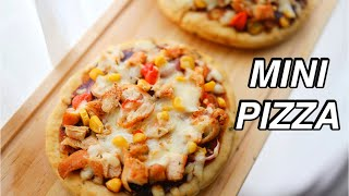 PIZZA : How To MAKE PIZZA In 10 Minutes - You NEED This HACK!