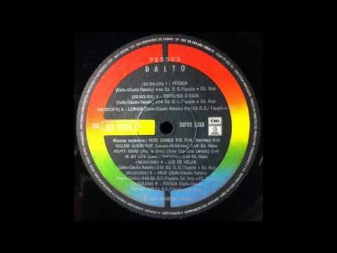 Dalto - Anjo (LP/1983)