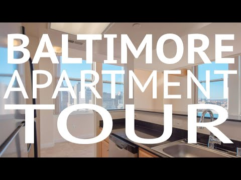 Baltimore Studio Apartment Tour