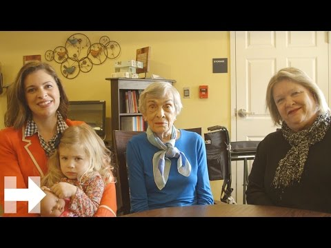 Four generations of a family in Ohio on their support for Hillary Clinton | Hillary Clinton