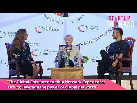 The Global Entrepreneurship Network Experience: How to leverage the power of global networks