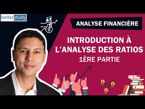 Analyse financière - introduction à l'analyse des ratios, 1è
