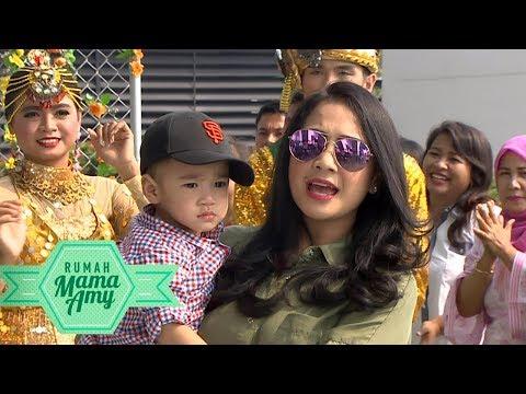 Yiihaaa! Shark Dance With Gigi Dan Rafathar  - Rumah Mama Amy (8/8)