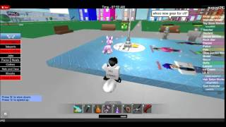 Dat dancing on roblox tho