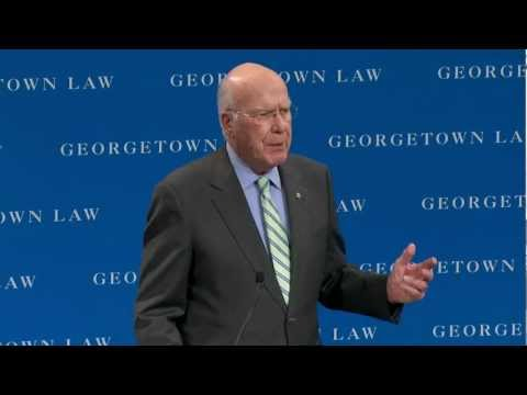 Senator Leahy Sets Priorities For Judiciary Committee In 113th Congress