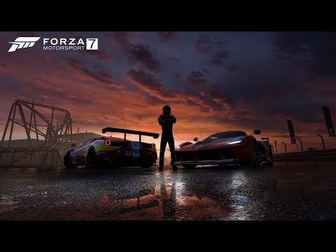 Forza Motorsport 7 - [Demo] - [Live Gamers Addict] - [Xbox One] - [Fr]