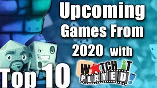 Top 10 Upcoming Games of 2020 (Featuring Rodney Smith)