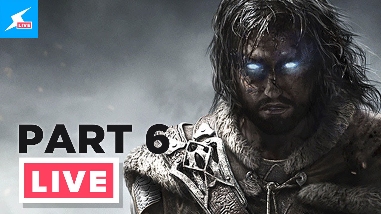 Shadow of Mordor Part. 6: Ocean of Orc Blood (Chad & Sam)
