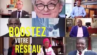 Direct : Cérémonie d'ouverture du Forum de Dakar