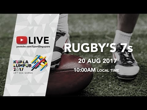 Rugby 7s: Mens & Women's Prelims, Men's Quarter-finals | 29th SEA Games 2017
