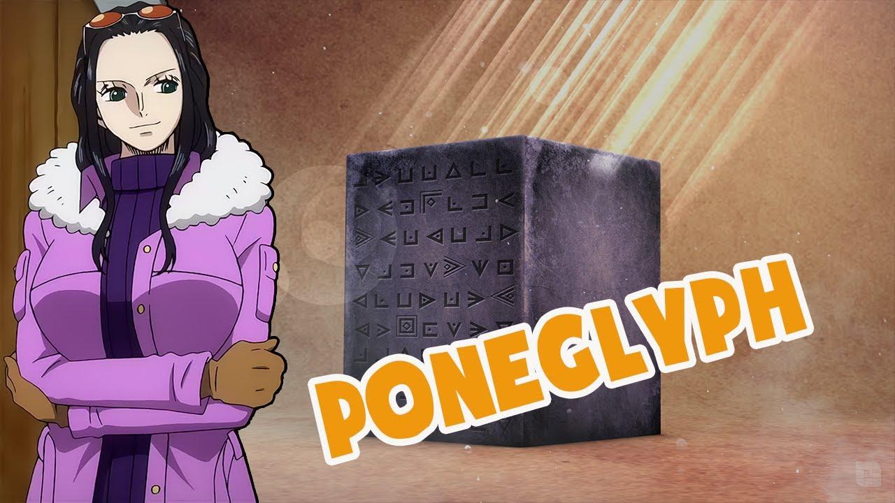 PONEGLYPH: Những thông tin cần biết ??? [Thông tin One Piece 967]