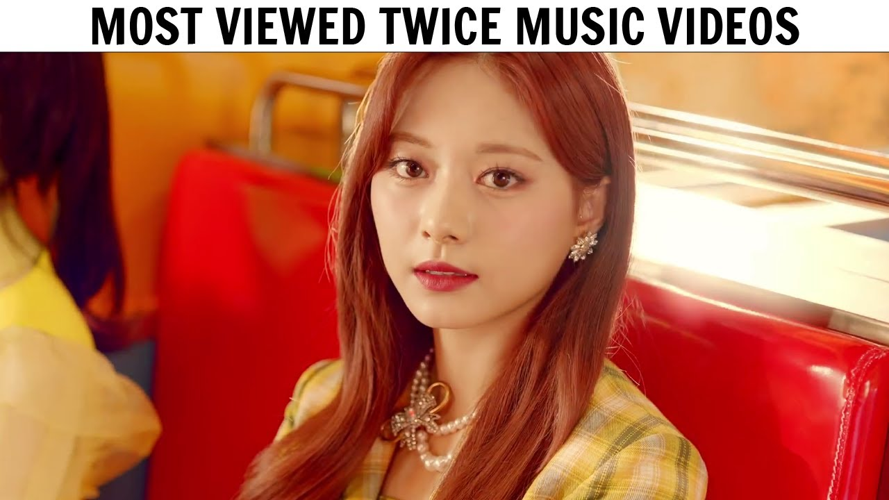 [TOP 25] Most Viewed TWICE Music Videos On YouTube | October 2020