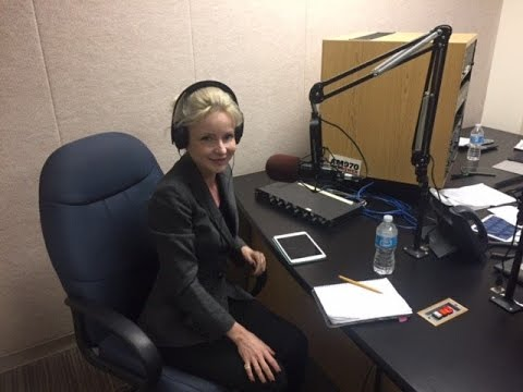 """Sandra Navidi discusses her bestselling book """"SuperHubs"""" with Rob Taub"""