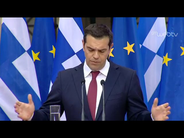 <span class='as_h2'><a href='https://webtv.eklogika.gr/al-tsipras-i-ellada-epistrefei-apokleistika-stoys-ellines' target='_blank' title='Αλ. Τσίπρας: Η Ελλάδα επιστρέφει αποκλειστικά στους Έλληνες'>Αλ. Τσίπρας: Η Ελλάδα επιστρέφει αποκλειστικά στους Έλληνες</a></span>