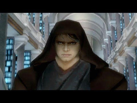 Anakin Attacks The Jedi Temple - Star Wars Episode III: Revenge Of The Sith