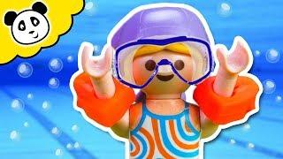 Bob der Bademeister - Die Kita Kinder lernen Schwimmen! - Playmobil Film