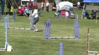 Maggie Elite Jumpers 082309 Thunder Bay