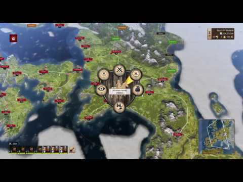 Grand ages medieval, NW P6 SPAIN, War in Africa