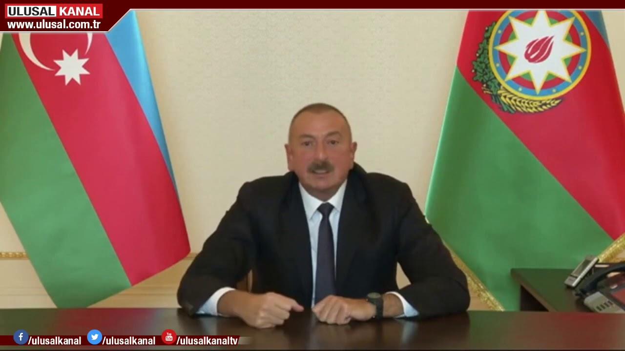 Qelebe Bizimdir Qarabag Bizimdir Yasasin sanli Azerbaycan ordusu Yasasin cenab  Ilham Eliyev🇦🇿🇹🇷☪️