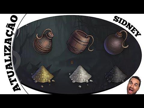 NOVIDADES DA NOVA ATUALIZAÇÃO DO Grim Soul Dark Fantasy