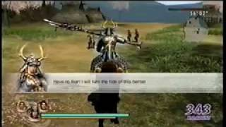 Dynasty Warriors Orochi 2 Dream #8 Guide Part 1 Xbox 360 Version
