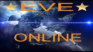 EVE Online Pt #1 Gameplay - No Commentary