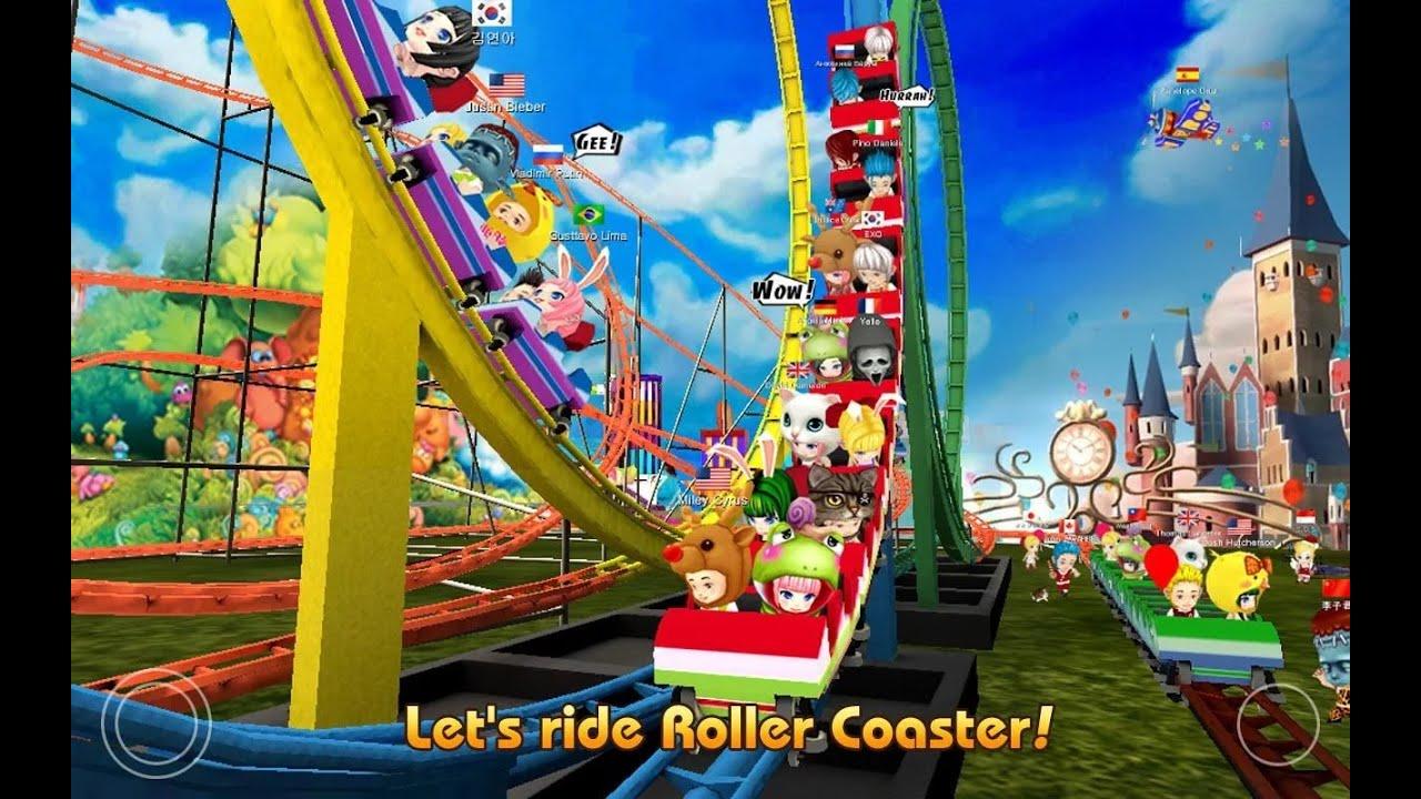 Theme Park Online