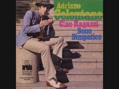 Adriano Celentano - Ciao Ragazzi Ciao - 1964 - original